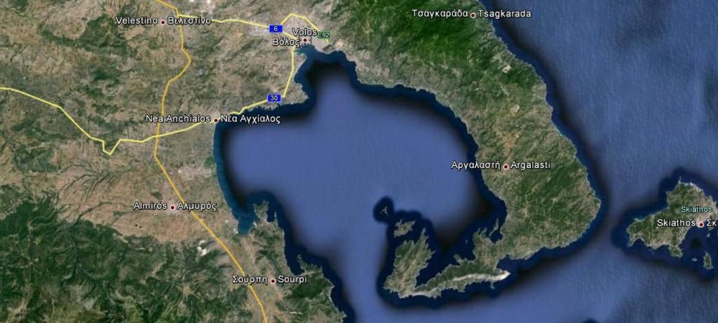 Pagasetic Gulf