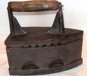 flat iron 9